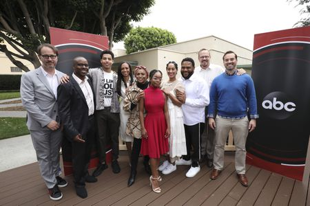 JONATHAN GROFF, KENNY SMITH, MARCUS SCRIBNER, MICHELLE COLE, JENIFER LEWIS, MARSAI MARTIN, TRACEE ELLIS ROSS, ANTHONY ANDERSON, PETER MACKENZIE, JEFF MEACHAM