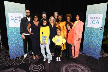 PETER SAJI (EXECUTIVE PRODUCER), CHRISTINA ANTHONY, MARK-PAUL GOSSELAAR, ARICA HIMMEL, KAREY BURKE (PRESIDENT, ABC ENTERTAINMENT), GARY COLE, MYKAL-MICHELLE HARRIS, TIKA SUMPTER, ETHAN WILLIAM CHILDRESS, KARIN GIST (EXECUTIVE PRODUCER), TRACEE ELLIS ROSS