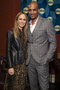 DANA WALDEN (CHAIRMAN, DISNEY TELEVISION STUDIOS AND ABC ENTERTAINMENT), BORIS KODJOE