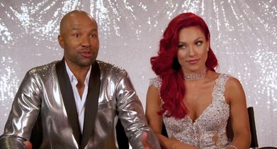 53. Derek Fisher & Sharna Burgess, On what has prepared him for the competition