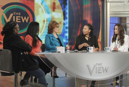 WHOOPI GOLDBERG, JORDIN SPARKS, JOY BEHAR, NIKUYAH WALKER, SUNNY HOSTIN