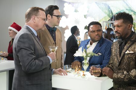 PETER MACKENZIE, NELSON FRANKLIN, ANTHONY ANDERSON, DEON COLE