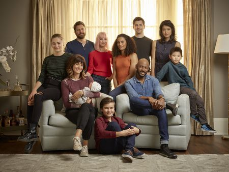 LIZZY GREENE, STEPHANIE SZOSTAK, JAMES RODAY, ALLISON MILLER, CHANCE HURSTFIELD, CHRISTINA MOSES, ROMANY MALCO, DAVID GIUNTOLI, GRACE PARK, TRISTAN BYON