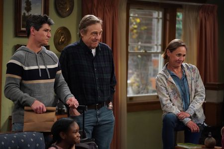 MICHAEL FISHMAN, JOHN GOODMAN, LAURIE METCALF