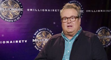05. Eric Stonestreet, Celebrity Contestant, On the charity he is competing for