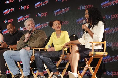 DONALD FAISON, CLANCY BROWN, ASHLEY AUFDERHEIDE, ZABRYNA GUEVARA