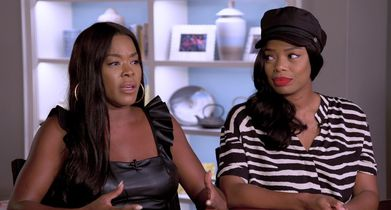 """06.Golden Brooks, Guest Star, On the uniqueness of shows like """"black-ish"""" and """"Girlfriends"""""""
