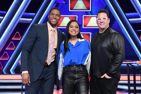 MICHAEL STRAHAN, AYESHA CURRY, GRAHAM ELLIOTT