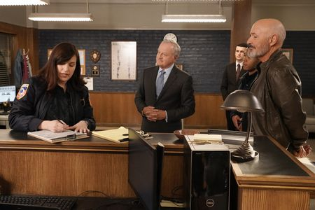 ALLISON TOLMAN, TOM KEMP, ROBERT BAILEY JR., TERRY O'QUINN