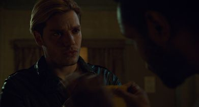 Shadowhunters 3011 Clip - Luke explains his theory to Jace