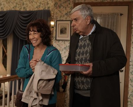 MINDY STERLING, KEN LERNER