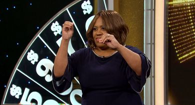 05. Chandra Wilson, Celebrity Contestant, playing for Los Angeles Regional Food Bank, On her strategy