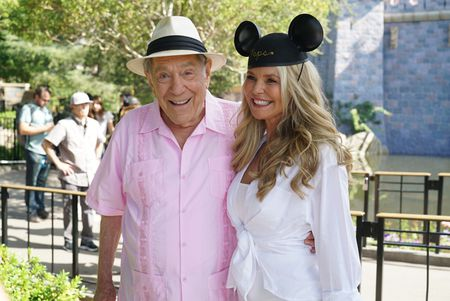 GEORGE SEGAL, CHRISTIE BRINKLEY