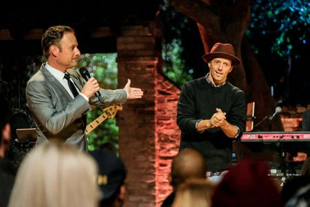 CHRIS HARRISON, JASON MRAZ