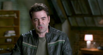 """05. Ron Livingston, """"Jon Dixon"""" On how suicide affects the characters on the show"""