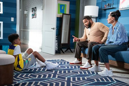 MILES BROWN, ANTHONY ANDERSON, TRACEE ELLIS ROSS