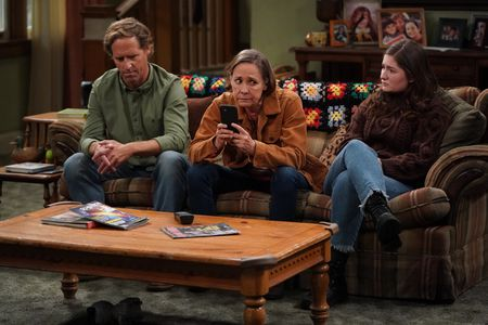 NAT FAXON, LAURIE METCALF, EMMA KENNEY