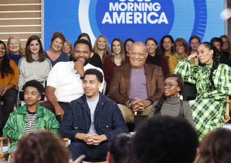 MILES BROWN, ANTHONY ANDERSON, MARCUS SCRIBNER, LAURENCE FISHBURNE, MARSAI MARTIN, TRACEE ELLIS ROSS