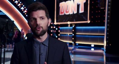 "03. Adam Scott, Host, On the ""Don't Push Button"""