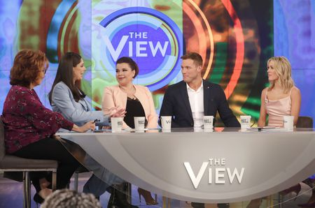 JOY BEHAR, ABBY HUNTSMAN, ANA NAVARRO, COLTON UNDERWOOD, CASSIE RANDOLPH