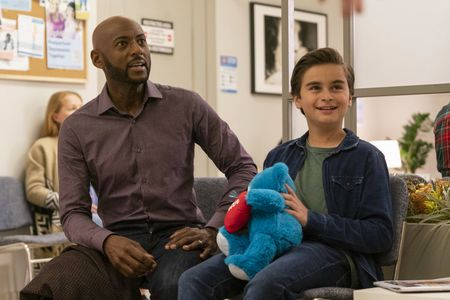 ROMANY MALCO, CHANCE HURSTFIELD