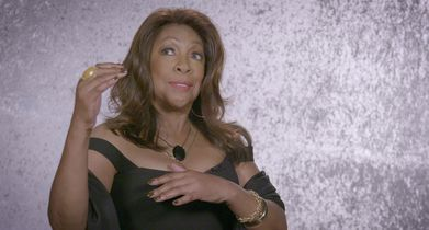 57. Mary Wilson, Celebrity, On a dance she finds challenging