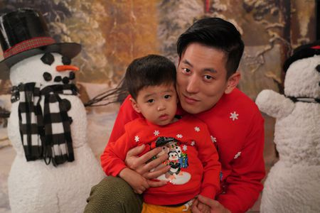 LINCOLN AND THEODORE LILHANAND, JAKE CHOI