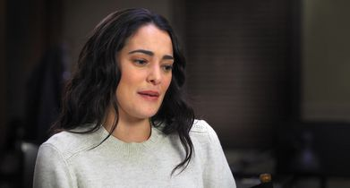 """08. Natalie Martinez, """"Reece"""" On what audiences will take away from the show"""