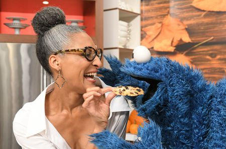 CARLA HALL, COOKIE MONSTER
