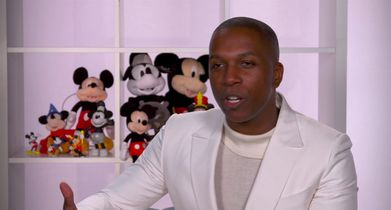 Mickey's 90th Spectacular EPK - 15. Leslie Odom Jr., Performer, On being a part of the show