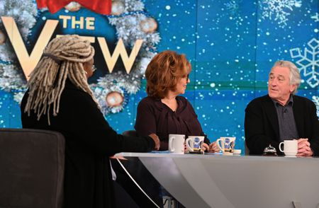 WHOOPI GOLDBERG, JOY BEHAR, ROBERT DENIRO
