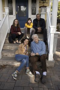 MARIA DIZZIA, ALEXA SWINTON, DONALD FAISON, ASHLEY AUFDERHEIDE, CLANCY BROWN