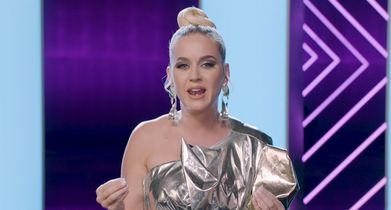 02. Katy Perry, Judge, On why she loves being a judge on the show