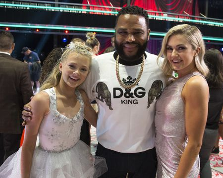 RYLEE ARNOLD, ANTHONY ANDERSON, LINDSAY ARNOLD