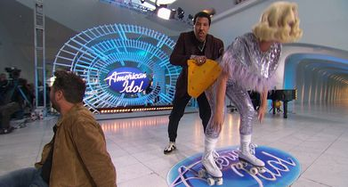 Idol 302 Sneak - Roller Skating Sneak Peek