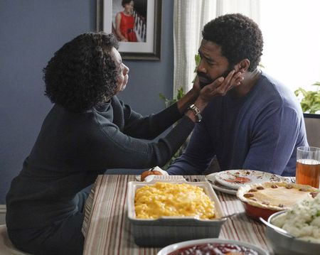 SHARON WASHINGTON, NICHOLAS PINNOCK