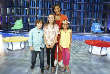 EVAN, SOFIA, TIFFANY HADDISH, SOPHIA
