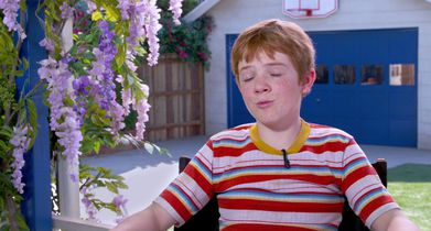 "D101 / F001 - The Kids Are Alright Season Premiere EPK - 17. Jack Gore, ""Timmy Cleary"" On working with Michael Cudlitz and Mary McCormack"