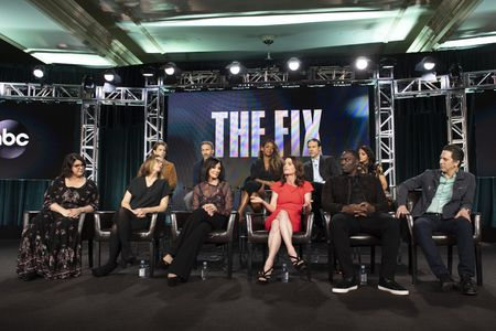 FIRST: SARAH FAIN (EXECUTIVE PRODUCER), LIZ CRAFT (EXECUTIVE PRODUCER), MARCIA CLARK (EXECUTIVE PRODUCER), ROBIN TUNNEY, ADEWALE AKINNUOYE-AGBAJE, SCOTT COHEN